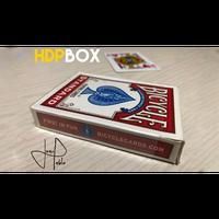 出現&消失&カード当て「HDP ボックス」【M67068】HDP BOX by Juan Pablo