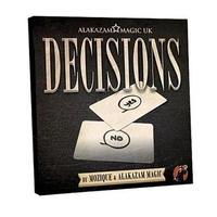 デシジョンズ【D3014】Decisions by Mozique