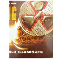 ライトニング<オートマチックな電球の発光>【G0059】Lightning