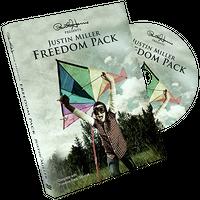 フリーダム・パック【F0022】Paul Harris Presents Justin Miller's Freedom Pack