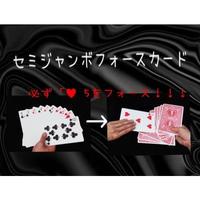 セミジャンボフォースカード【G1530】Poker Analysis Device - Omaha Poker - 5 cards