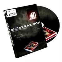 アルカトラズ・ボックス<穴あきケースの驚愕マジック>【Y0205】ALCATRAZ BOX by Mickael Chatelain