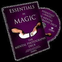 エッセンシャルズ・イン・マジック・メンタルフォト【M49324】Essentials in Magic Mental Photo  -DVD