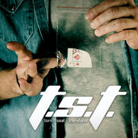 TST<ジップロックに入れたカードコーナーが瞬間変化>【M62993】TST Torn Seal Transform (Gimmick and DVD)