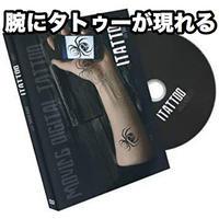 アイ・タトゥー【F0002】iTattoo by Skulkor