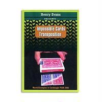 インポッシブル・カード・トランスポジション【Y0013】Impossible Card Transposition