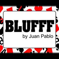 ブラフ【M62208】BLUFFF (Joker to Queen of Hearts) by Juan Pablo Magic