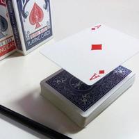 フローティングカード【G0341】Floating Card (Bicycle)
