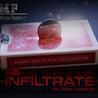 インフィルトレート【M58964】Infiltrate by Alex Latorre
