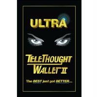 テレソート・ウォレット2<完璧なピーク名刺入れ>【M47373】Telethought Wallet (VERSION 2) by Chris Kenworthey