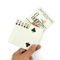スーパークリップド<手軽にできるポケットカードマジック>【G1149】Super Clipped