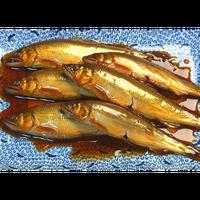 天然鮎の赤煮  /  5尾