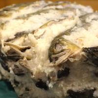乳酸発酵:天然鮎なれずし / 5尾