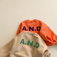【ご予約】A.N.Dトレーナー