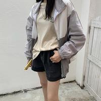 ナイロン切り替えジャケット(2色)