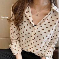ドットシャツ(3色)