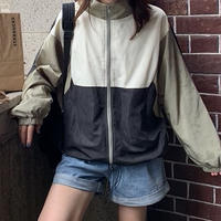 ナイロン切り替えジャケット(1色)