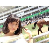 【2名限定】倉持由香と競馬観戦をしよう!