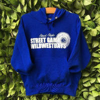 WILDWESTDAYS  HOOD / STREET GAME (Black / Silver)