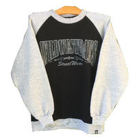 WILDWESTDAYS SWEAT/ OG (color: gray / black / black)