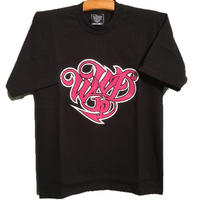 WILDWESTDAYS  .T / JP (Heavy Weight) (Black / Pink)