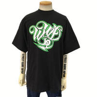 WILDWESTDAYS.T / JP (black / neon green)