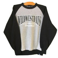 WILDWESTDAYS SWEAT / OG (Color: black / gray / black
