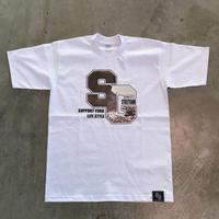 STREETGAME PHOTO.T-shirt/SG(Heavy Weight)(White)