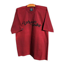 STREETGAME.T / TAG(Heavy Weight) (wine red / black)