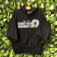 WILDWESTDAYS  HOOD / STREET GAME (blue / white)