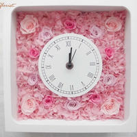 ss01フラワー時計