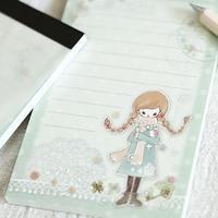ミニ便箋 〜 Flower 〜