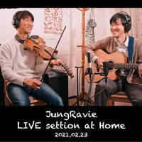 JungRavie 活動応援チップ5000円(音源付き)