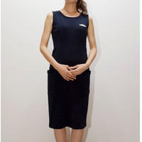 caart / staight pocket dress