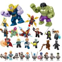 レゴ風 レゴ互換 LEGO レゴ アベンジャーズ エンドゲーム アイアンマン 26体セット