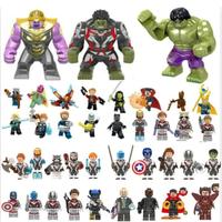レゴ風 レゴ互換 LEGO レゴ アベンジャーズ エンドゲーム アイアンマン 44体セット