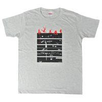 アセンション火星人Tシャツ
