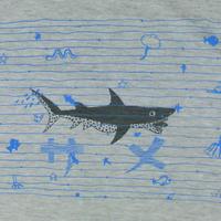 鮫Tシャツ