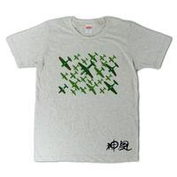 神風Tシャツ メンズ