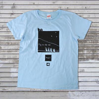 南極ペンギンTシャツ レディース