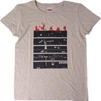 アセンションTシャツ レディース