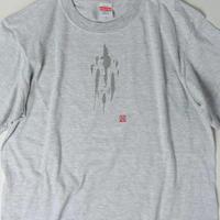 飲みこぼし風Tシャツ メンズ