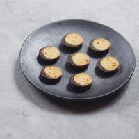 """2色クッキー"""" 米粉・ココナッツ・マンゴー"""" 8個入り"""