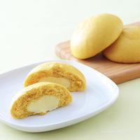 玄米パン カスタード 1個【冷凍便】