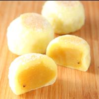 芋大福 1個【常温便】 ※季節限定品のため発売開始までお待ちくださいませ