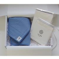 【GIFT】UKIHAフェイスタオル&FUKIN(M/Lサイズ) | 9007-9013b