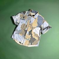 E/C print half sleeve shirts
