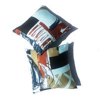 Hand print cushion   45×45