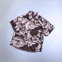 C/T print half sleeve shirts