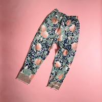 H/H print easy pants